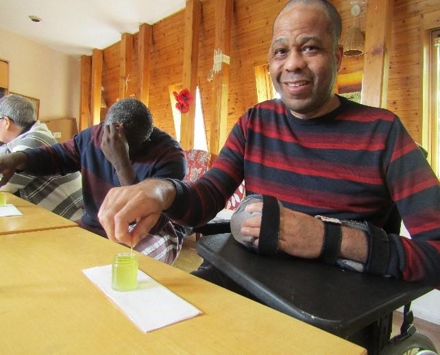 Hand Cream Workshop at Love Walk