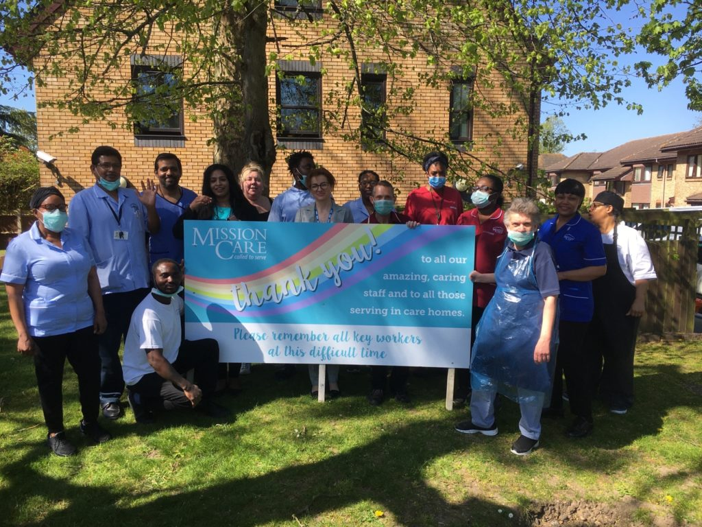 care home key workers
